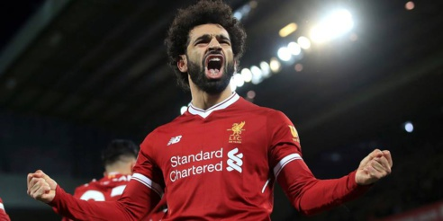 Mohamed Salah élu ballon d'or africain 2017