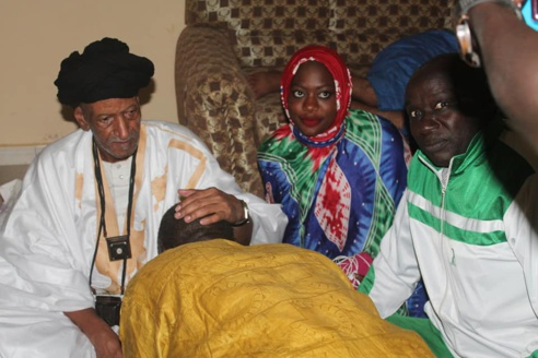 Saint-Louis : Accueil populaire pour le Khalif général des Khadres ( photos)