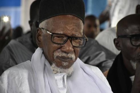 Serigne Sidy Mokhtar inhumé à Gouye-mbind aux environs de 3 heures 40 minutes