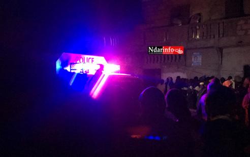 Meurtre à Diamaguène : Il poignarde son grand frère et prend la fuite