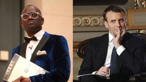 Alain Mabanckou refuse de participer au projet francophone d'Emmanuel Macron