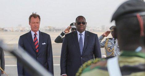 Grand-Duc de Luxembourg: « Le Sénégal est en train de se développer très rapidement »