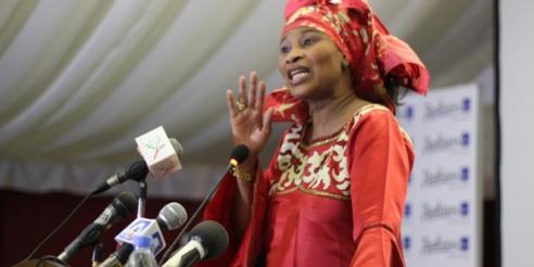 """Aïssata Tall Sall : """"Abdou Diouf m'a déçue"""""""
