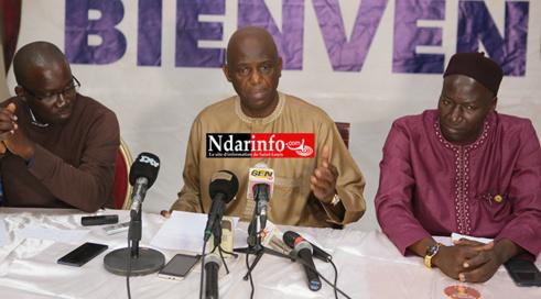 Mansour FAYE rectifie Awa NDIAYE : «  Même mon épouse a été bloquée par le protocole »