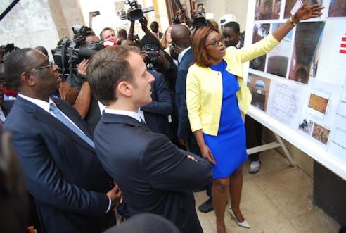 Cathédrale de Saint-Louis : Près d'un milliard pour la réhabilitation des lieux