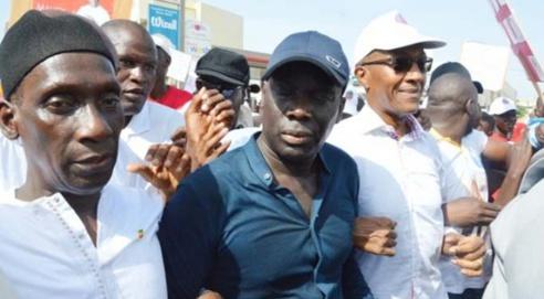 Le préfet de Dakar autorise la marche de l'opposition