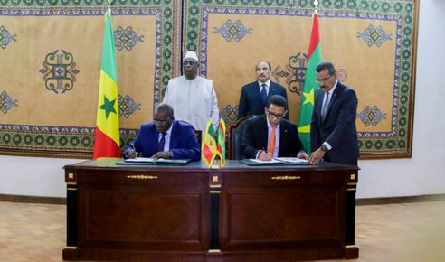 Mauritanie : les conclusions de la visite du Président Macky SALL ( communiqué)
