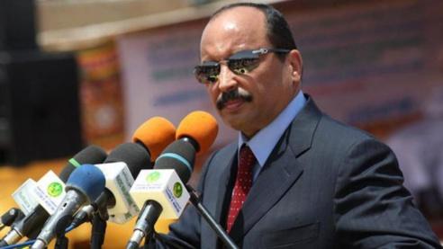 """Ould Abdel Aziz : """"Je tiens à rassurer les populations de Saint-Louis que ... """""""