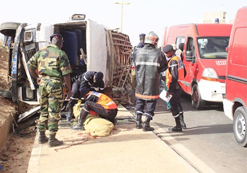 La route frappe encore et emporte et fait six morts à Matam