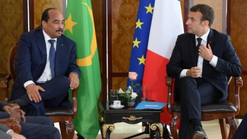 Macron décide de se rendre à Nouakchott et à une ville de l'intérieur mauritanien