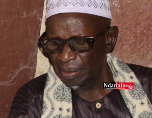 Saint-Louis dans la tristesse suite au décès de l'Imam Moustapha NDIAYE Bassa
