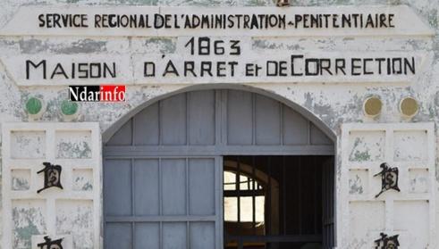 Saint-Louis : Plaidoyer de l'Onlpl pour le désengorgement des prisons
