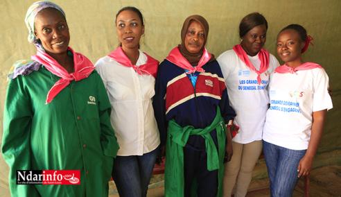 Journée mondiale de la Femme : les travailleuses des GDS bénéficient de dépistages gratuits du cancer du col l'utérus (vidéo)