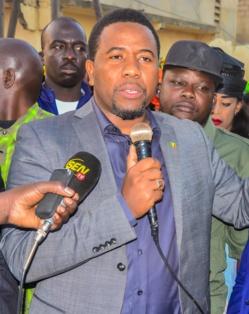 Bougane Guèye Dany parle de sa candidature en 2019