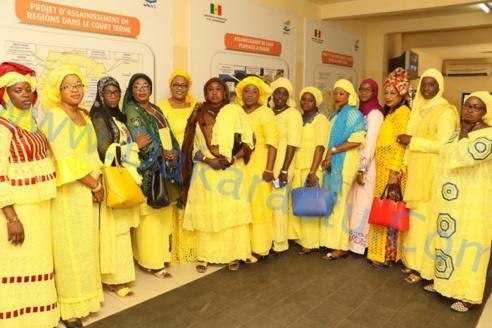 Institut Curie : Les femmes de l'Onas au chevet des patientes