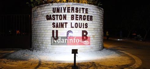 Université Gaston Berger de Saint-Louis : Vers la redynamisation du Conseil d'orientation et de relation avec les milieux économiques