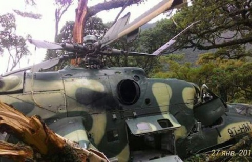 Crash d'hélico : Un témoin du crash retrace le film de l'horreur