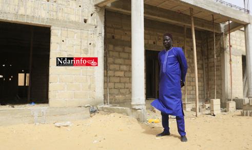Mbaye NDIAYE magnifie les réalisations du maire à Pikine : « l'action a remplacé la parole »
