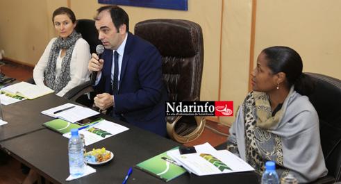 Géraud Moussarie, directeur de BP : «  le Sénégal est entré dans la carte énergétique mondiale »