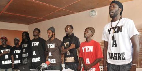Yen a marre « Il faut sanctionner le régime de Macky Sall en 2019 »