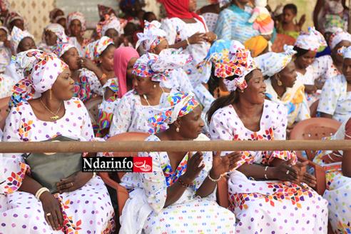 Hommages aux Femmes : Mor Gueye GAYE célèbre l'exemplarité des Mpaloises (vidéo)