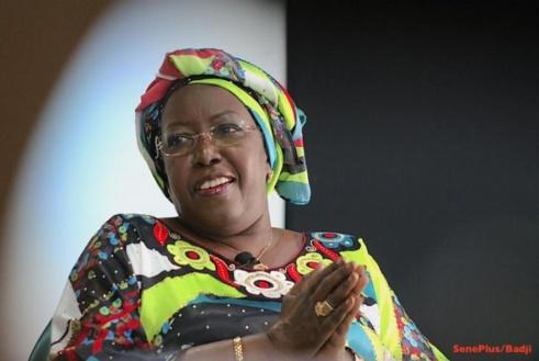 Khoudia Mbaye revendique plus 1500 milliards FCFA d'investissement en 2017