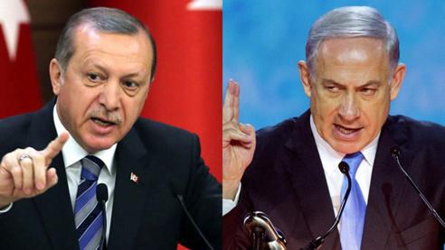 La guerre est déclarée entre Erdogan et Netanyahu