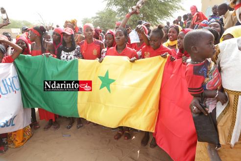 Soif à Niassène : les populations marchent contre « l'injustice » (vidéo)