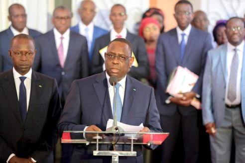 Le Communiqué du Conseil des ministres du 11 avril 2018