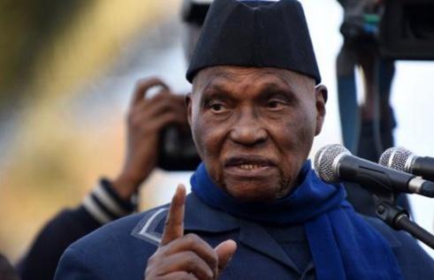 """URGENT - Abdoulaye WADE : """"Je ne parraine aucune candidature autre que celle de ..."""""""