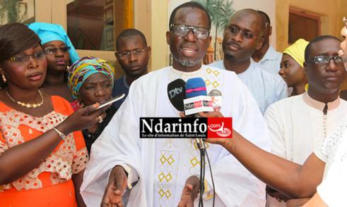 Saint-Louis : « contre vents et marées », l'opposition manifestera, promet le docteur Abdoulaye NDOYE
