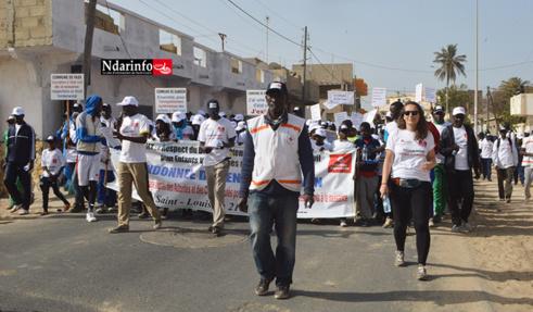 Non-inscription des enfants à l'état civil : Saint-Louis, l'une des régions du Sénégal les plus touchées ( vidéo )