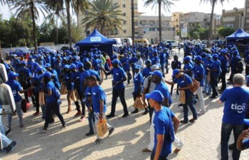 Prime de cession de Tigo : les employés en grève dès ce lundi