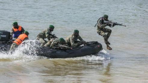 Attaque de Nyassia : L'Armée aux trousses des assaillants