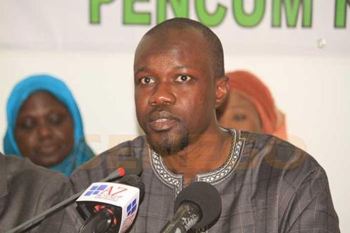 Ousmane SONKO: « Il ne s'agit pas seulement de livrer un agent de gendarmerie »