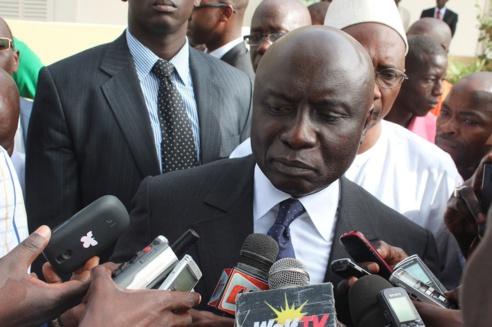 La Ligue des Imams et Prédicateurs du Sénégal rectifie Idrissa SECK