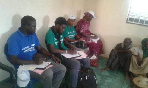 Formalisation foncière : À PODOR, la SAED et GEOFIT renforcent les capacités de producteurs