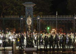 Affrontements devant le Palais : Des étudiants de l'Apr blessés, d'autres arrêtés