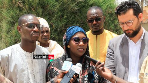 Réussir au Sénégal : la GIZ sensibilise la jeunesse Saint-Louisienne