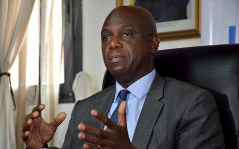 """Mansour Faye : """" les questions gazières et minières sont des questions d'intérêt nationale """""""