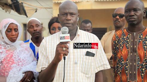 Gestion des ouvrages d'assainissement : le cabinet Innova sensibilise les populations de Pikine