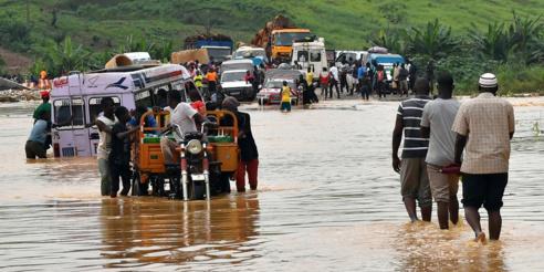 Côte d'Ivoire : près de 20 morts et des pluies attendues ce mercredi