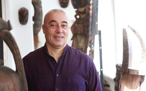 L'historien et critique d'art Sylvain Sankalé