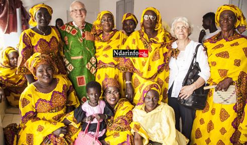Santé : la FIDEI réhabilite la maternité de Ndar Toute
