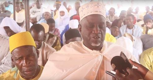 Témoignage de soutien à Ibrahima DIAO : le Khalif de MPAL  s'adresse au Président Macky SALL (vidéo)