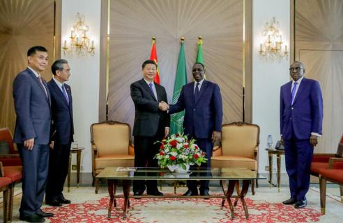 Visite de Xi en Afrique: le Sénégal, première étape d'un voyage crucial