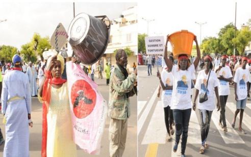 Grand Rassemblement contre le manque d'eau : Vers des émeutes de la soif, le vendredi 3 août