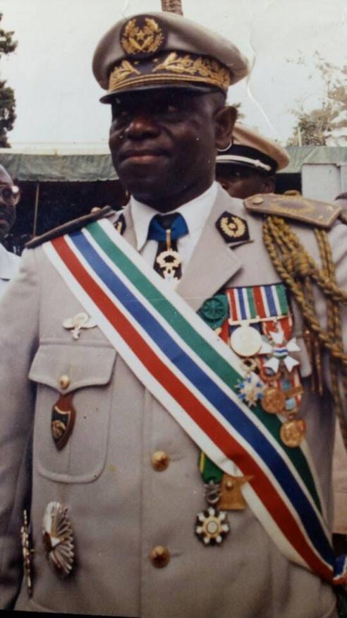 Décès du général de brigade, Amadou Abdoulaye Dieng