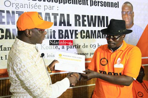 """Saint-Louis : Yaatal Rewmi entame le """"combat pour la citoyenneté"""" (vidéo)"""