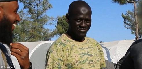 Le jihadiste franco-sénégalais Omar Omsen arrêté